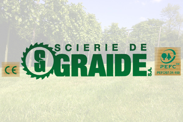 Scierie de Graide