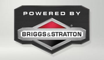 Le logo Briggs & Stratton connu sur de nombreuses machines